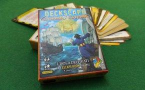 Deckscape Ciurma vs Ciurma: L'isola dei pirati… Ahoy!