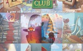 Detective Club: copertina