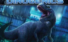 DinoGenics copertina