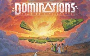 Dominations: copertina