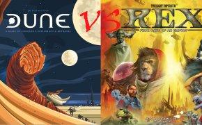 Dune VS Rex