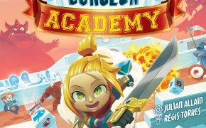 Dungeon Academy: copertina