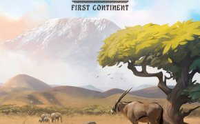 Ecos: First Continent copertina