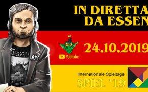 Essen 2019: il vlog - giovedì