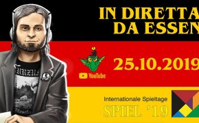 Essen 2019: il vlog - venerdì