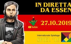Essen 2019: il vlog - domenica