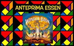 Anteprime Essen 2021 - Wonder Book