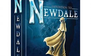 Expedition to Newdale, il gioco da tavolo del gioco di carte