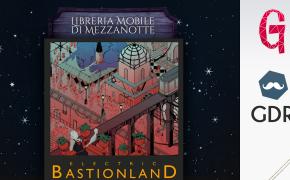 Libreria mobile di mezzanotte #3 | Electric Bastionland