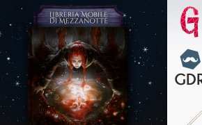 Libreria mobile di mezzanotte #9 | Lamentations of the Flame Princess