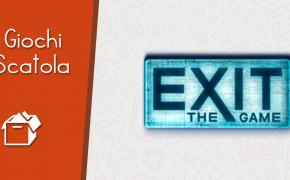 10 Giochi in Scatola.. della serie EXIT: Il Gioco (La classifica delle Escape Room in scatola)
