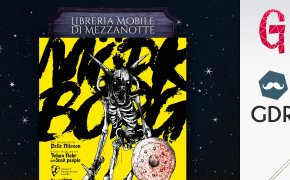 Libreria Mobile di Mezzanotte #11 | MÖRK BORG
