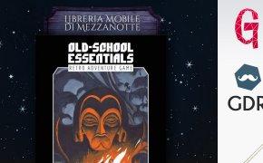 Libreria Mobile di Mezzanotte #12   Old School Essentials