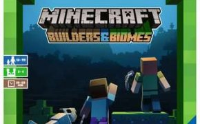 [Recensione] Minecraft: Builders & Biomes