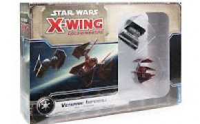 Unboxing Star Wars: X-Wing veterani imperiali