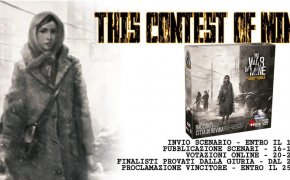 This contest of mine – Il primo contest italiano su this war of mine il gioco da tavola