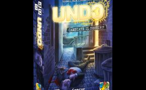 dV GIOCHI: arriva la serie Undo In anteprima a Lucca Comics & Games