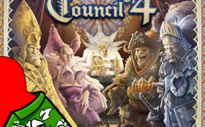 Consiglio dei 4 – Tutorial e partita intera