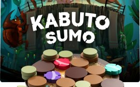 Kabuto Sumo il gioco. Ovvero: Sumare come un Kabuto