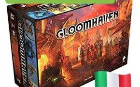 Gloomhaven in italiano confermato!