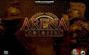 Il 13 novembre arriva Arena Colossei su Kickstarter