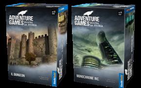 [Recensione] Adventure Games