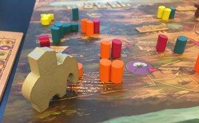 Agra, anteprima del gioco di Michael Keller