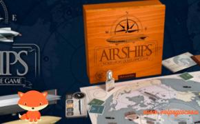 Airships North Pole Quest: alla conquista del Polo Nord con un dirigibile