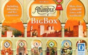 Le Big Box dei Giochi da Tavolo