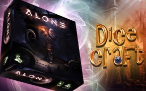 25#Dicecraf: Alone