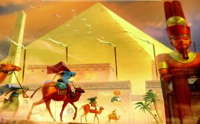 Amun-Re: The Card Game – Unboxing