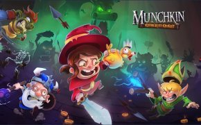 Munchkin Quacked Quest, un video di gameplay