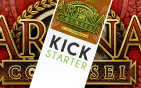 Arena Colossei: si vis ludus, para Kickstarter