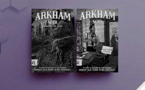 Arkham Noir – Caso #1 e Caso #2 – Recensione