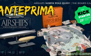 Airships North pole quest – Anteprima