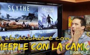 TUTTE le espansioni di Scythe – Due chiacchiere con il Meeple con la Camicia