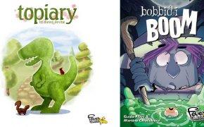 Speciale Fever Games: Topiary & Bobbidi Boom