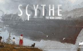 Scythe: The Wind Gambit – Unboxing
