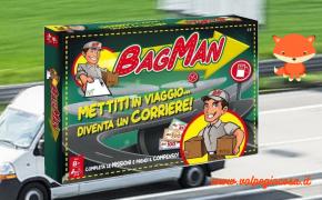 Intervista a Emanuele Cancelliere: l'idea di Bag Man