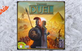 7 Wonder Duel Solitario: la versione ufficiale