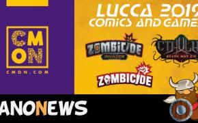 [NanoNews] CMON a Lucca Comics & Games 2019