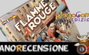 [NanoRecensione] Flamme Rouge