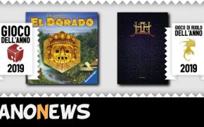 [NanoNews] El Dorado è il Gioco dell'anno 2019