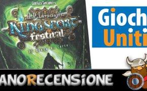 [NanoRecensione] Kingsport Festival: Il Gioco di Carte