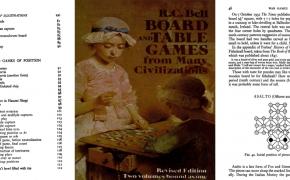 Board and Table Games from Many Civilizations: la Storia incontra il gioco