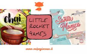 Little Rocket Games nel 2021: il cuore oltre l'ostacolo