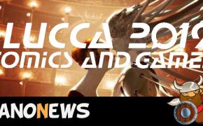 [NanoNews] Lucca Comics & Games 2019: le nostre presentazioni