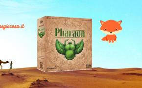 Pharaon: non è mai troppo presto per costruirsi una piramide