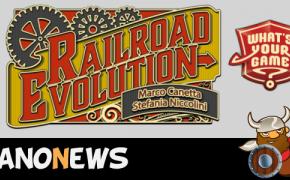 [NanoNews] Railroad Evolution: l'espansione di Railroad Revolution