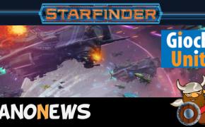 [NanoNews] Giochi Uniti lancia la sua prima campagna di crowdfunding per Starfinder Italia